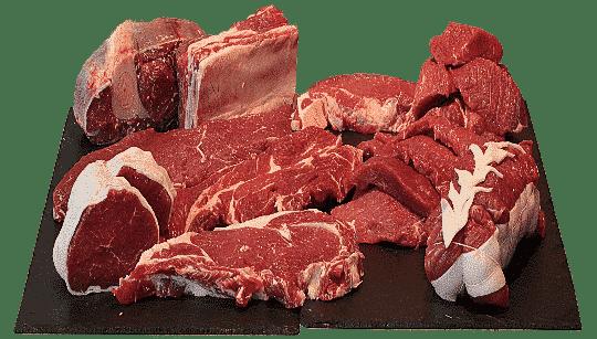 Nos colis de bœuf